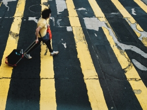 Eric Hsu street photography Hong Kong