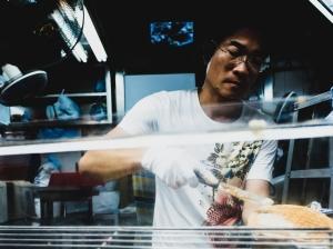 Eric Hsu street photography Hong Kong