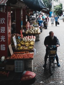 Eric Hsu street photography Suzhou China