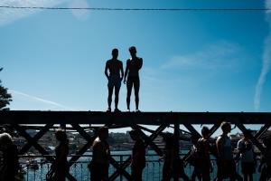 Eric Hsu Street Photography Porto Portugal