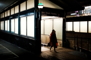 Eric Hsu NYC Flushing New York Street Photography