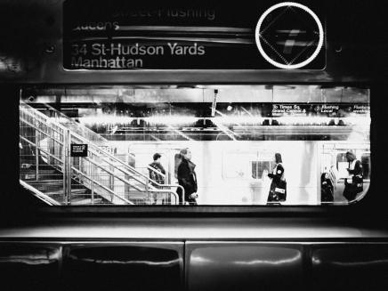 Eric Hsu NYC NY New York Street Photography