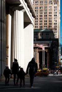 Eric Hsu New York City NYC Street Photography Lower Manhattan