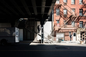 Eric Hsu NYC New York City Street Photography Meatpacking