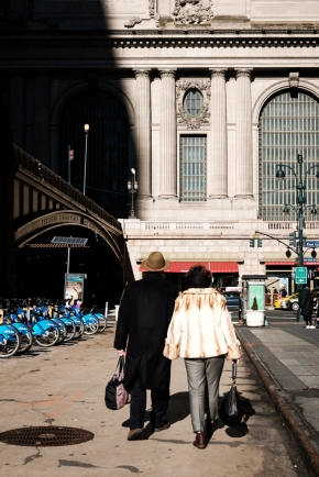 Eric Hsu New York City NYC Street Photography Midtown Manhattan